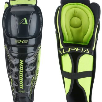 Щитки Warrior Alpha QX 5 (SR)