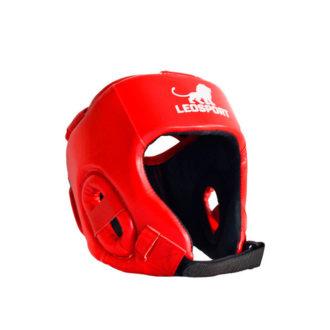 шлем боксерский Leader