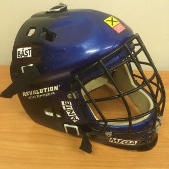 Шлем для флорбола