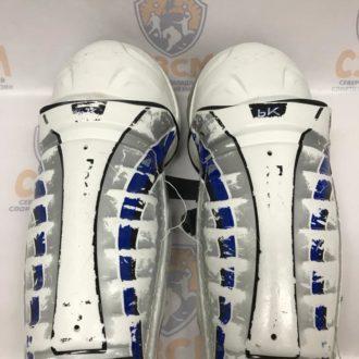 Щитки хоккейные Reebok 6K (Б/У)