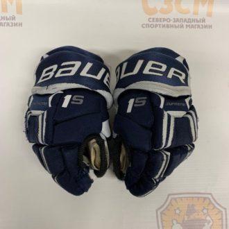 Перчатки Bauer Supreme 1S S17 YTH (Б/У)